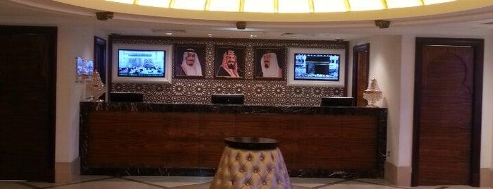Retaj Albayt Suites Hotel is one of Must visit Place and Food in Saudi Arabia.