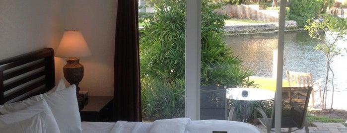 Cabanas Guesthouse & Spa is one of Gayborhood #FortLauderdale #WiltonManors.