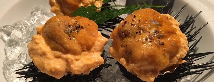 魚がし厨房 Bistro UO-ZA 飯田橋 is one of 東京散策♪.