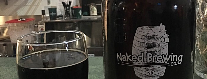 Naked Brewing Co. is one of Fun.