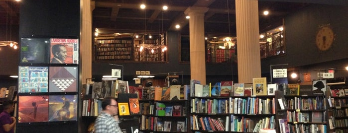 The Last Bookstore is one of L.A..