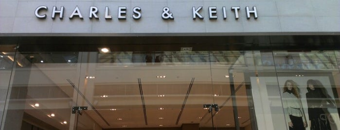 Charles & Keith is one of Shopaholics' guide to Yerevan.