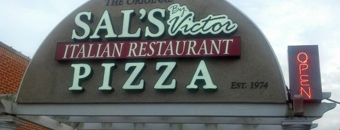 Sal's By Victor is one of Favorite Places.
