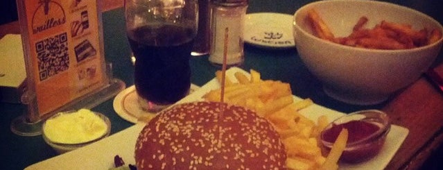 Unicafé is one of Burgers, Mate and special Reastaurants.