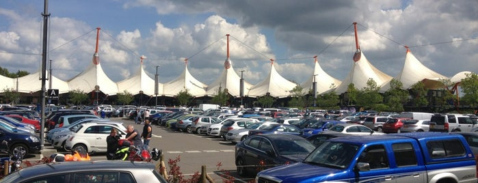 Ashford Designer Outlet is one of Outlets Europe.