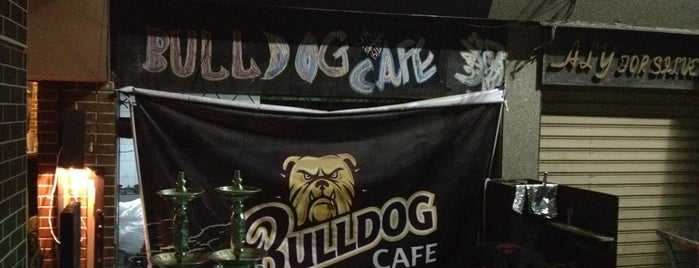 Bulldog Cafe is one of Cafes.