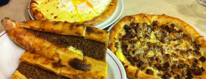 Nizam Pide Salonu is one of Istanbul - Europe.