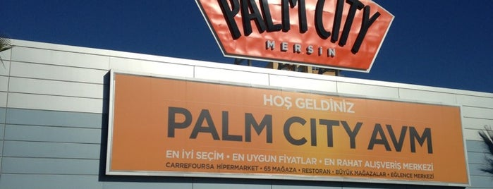 Palm City is one of Mersin.