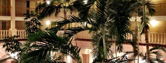 Embassy Suites by Hilton Orlando International Drive Convention Center is one of Hotel / Casino.