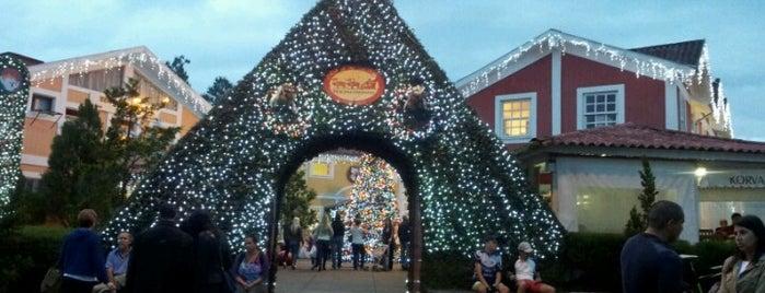 Casa De Papai Noel is one of Penedo 2014.