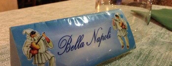Pizzeria Bella Napoli is one of Rome.