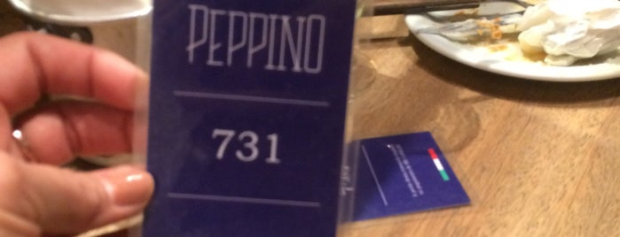 Peppino Bar is one of CH to do list.