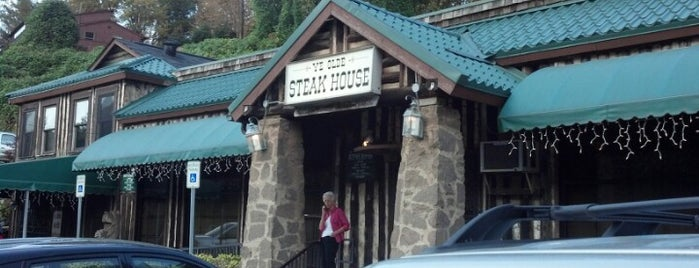 Ye Olde Steak House is one of Restaurant To Do List.