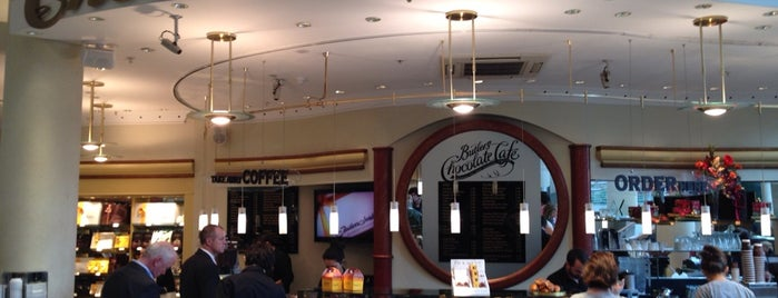 Butlers Chocolate Café is one of Jkvjnjkk.