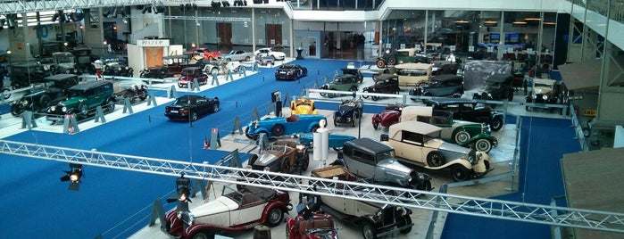 Autoworld is one of Brussels & Belgium.