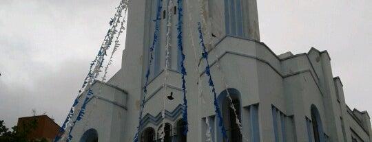Paróquia Nossa Senhora da Conceição Aparecida is one of #Penha2013 | Nossa Senhora da Penha - Peregrinação.