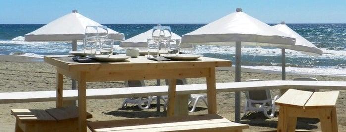 Sylt by Larrainzar is one of Restaurantes Malaga.