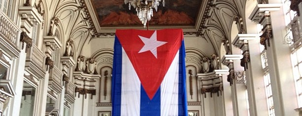 Museo Nacional de Bellas Artes is one of Caribbean.