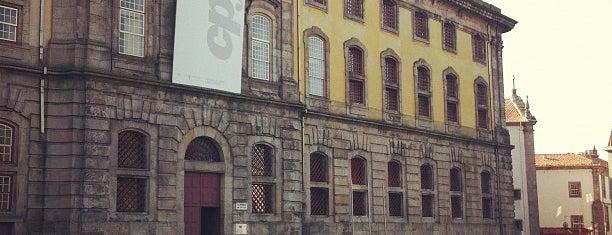 CPF Centro Português de Fotografia is one of Lazer & Passeios (Grande Porto).