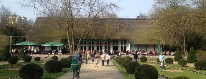 Teehaus im Englischen Garten is one of Berlin.