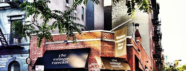 The Village Tavern is one of 200+ Bars to Visit in New York City.