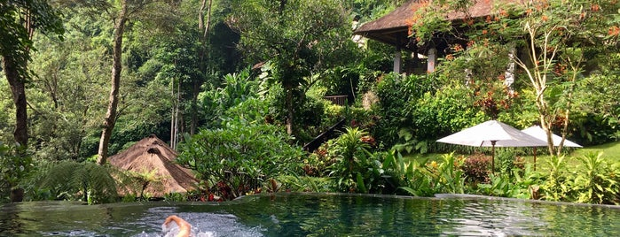 Maya Ubud is one of Hotels, Resorts, Villas of the World.