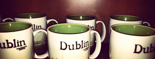 Starbucks is one of Dublin.