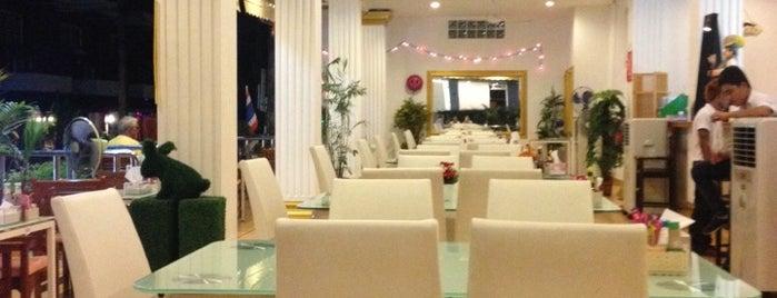 Orange Restaurant European & Thai Food is one of Phuket.