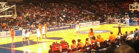 BJCC Arena is one of Steel City.