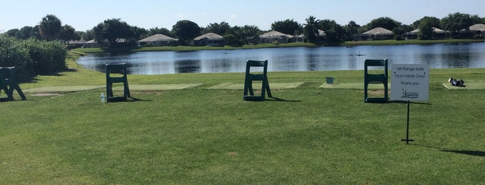 Golf Club of Jupiter is one of first.