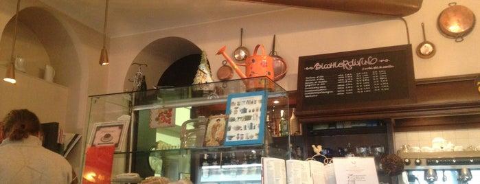 Bicchierdivino - Café & Bistrot is one of Torino.