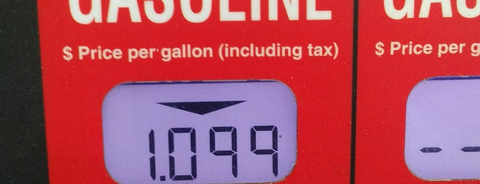 Kroger Fuel Center is one of q.