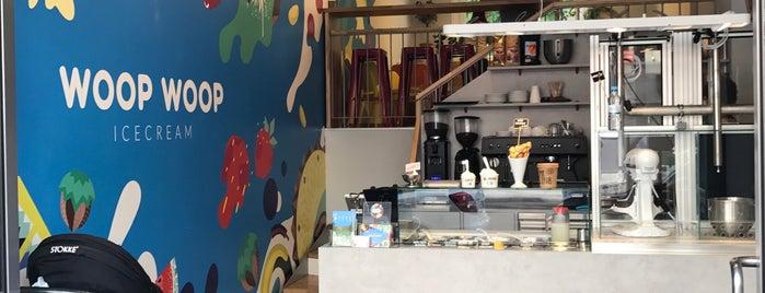 Woop Woop Ice Cream is one of Ice Cream In Berlin.