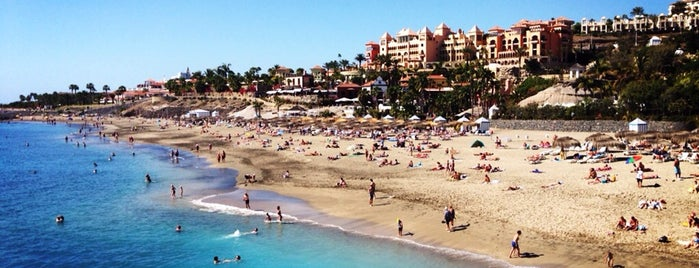 Playa El Duque is one of Islas Canarias: Tenerife.