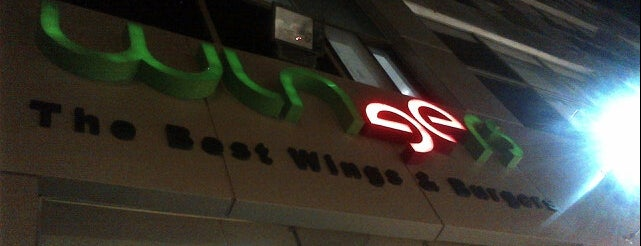 Wingers Restaurant is one of burgers.