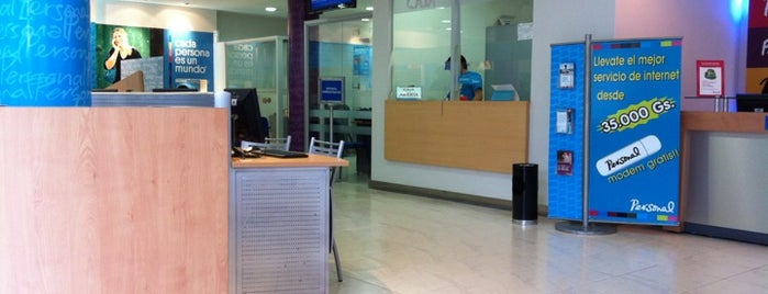 Personal - Agencia Encarnación is one of Oficinas de Personal Paraguay.
