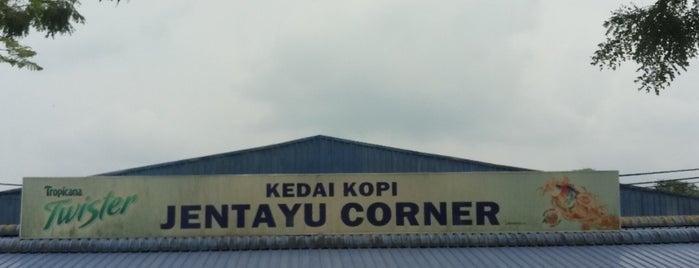 Jentayu Corner is one of PARIT RAJA.