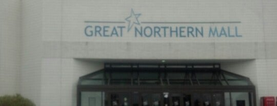 Great Northern Mall is one of My Favorite Places.
