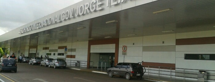 Aeroporto Internacional de Porto Velho / Governador Jorge Teixeira de Oliveira (PVH) is one of Airports in US, Canada, Mexico and South America.