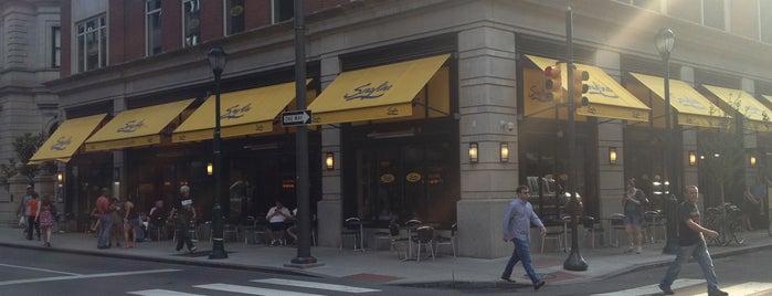 Serafina Philadelphia is one of Restaurantes.