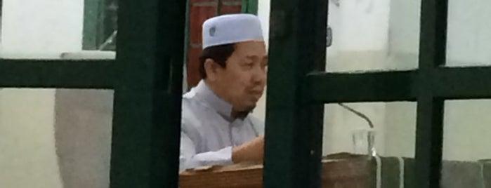 Surau Baitul Mukmin is one of masjid.