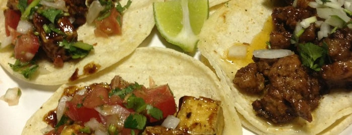 Donchow Tacos is one of Triple D Checklist.