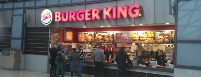 Burger King is one of Sprawdzone tanie jedzenie.