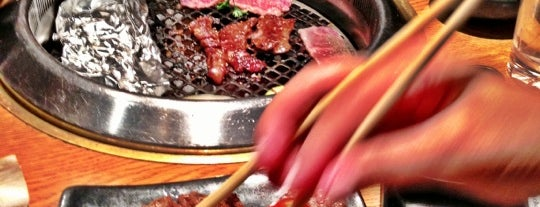 Gyu-Kaku Japanese BBQ is one of Guide to North Hollywood's best spots.