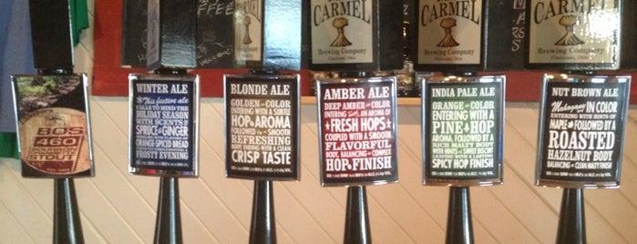 Mt. Carmel Brewing Company is one of Cincinnati Beer Geek.