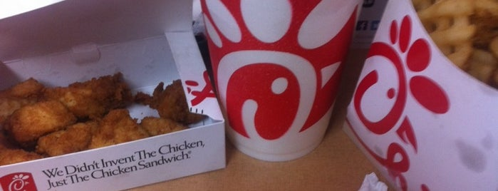 Chick-fil-A is one of The 15 Best Places for Breakfast Food in Corpus Christi.