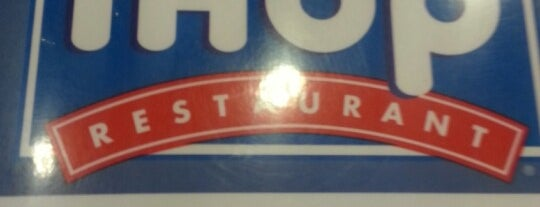 IHOP is one of My Places.