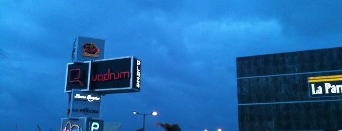 Plaza Quadrum is one of Veracruz.