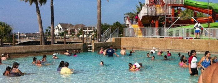 Moody Gardens Palm Beach is one of The 15 Best Places with a Happy Hour in Galveston.