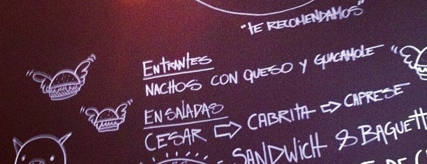 Naif Sandwich & Bar is one of lugares madrid.